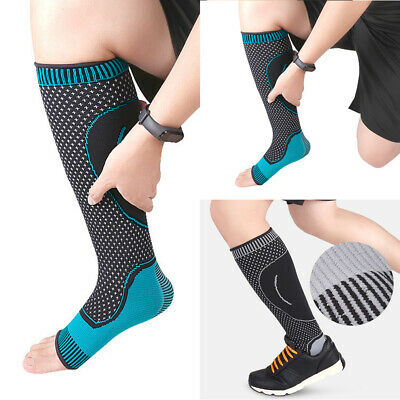 Unisex Compression Socks Foot Angel Ankle Heel Pain Relief Outdoor Ski Hiking • 5.53£