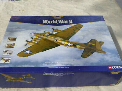 A  Corgi Scale Model Of A Boeing B-17F, Flying Fortress, Memphis Belle • 230£