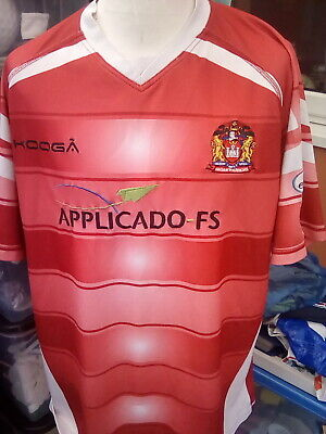 Wigan Warriors 2011 Rugby League Jersey  Size  XXL  Adult • 18£