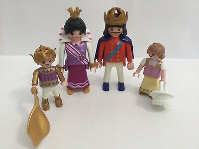 £12.99 • Buy Playmobil Palace/Castle/Fairytale: Royal Family King Queen Prince & Princess
