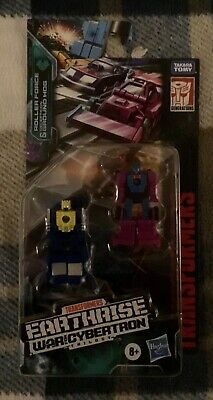 Transformers Generations Earthrise Roller Force & Decepticon Ground Hog • 17£