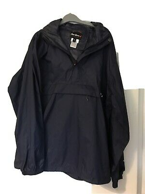 Navy Peter Storm Overhead Cagoule Large • 4.99£