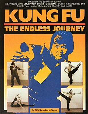 Kung-Fu: The Endless Journey By Wong, Douglas Paperback Book The Cheap Fast Free • 10.99£