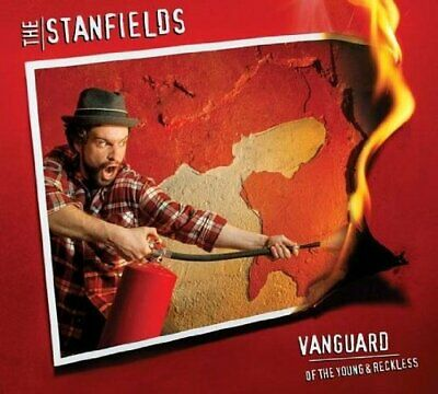 Stanfields - Vanguard Of The Young & Reckless - Stanfields CD BKVG The Cheap The • 20.98£