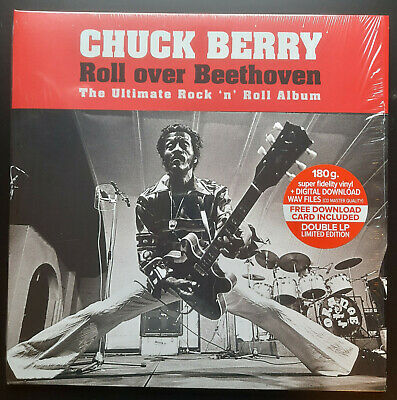 £24 • Buy Chuck Berry - Roll Over Beethoven - 180g Double Ltd Edition Vinyl LP - Mint