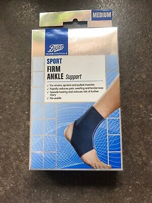 Boots Sport Firm Ankle Support **BRAND NEW** Medium Size • 4.99£