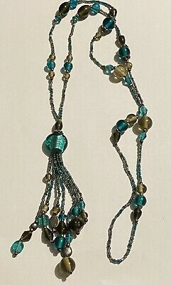 Large Vintage Style Costume / Statement Jewellery Necklace • 0.99£