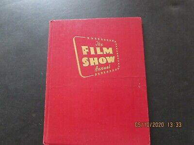 £2.50 • Buy THE  FILM  SHOW   ANNUAL    1950s  VERY  GOOD FOR  AGE