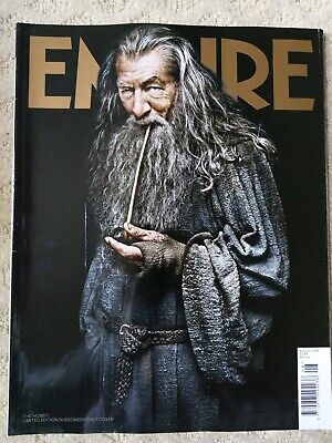 Empire Magazine August 2011 - The Hobbit Limited Edition Gandalf Cover • 0.99£