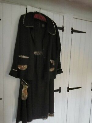 Tara Vao Dress And Jacket Size XL Lagenlook  • 10£