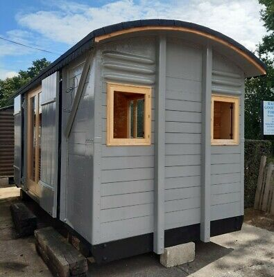 Vintage Shepherd's Hut/ Railway Carriage, Professionally Restored And Renovated • 29,000£