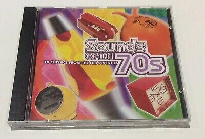 Time Life Sounds Of The 70s: 18 Classics From The Fab Seventies CD • 9.99£