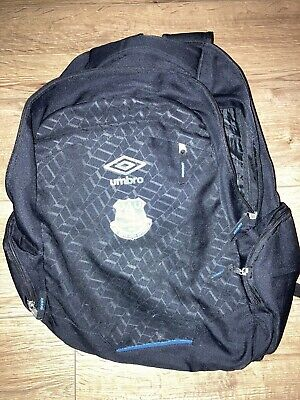 Umbro, Everton Backpack Bag, Multi Compartments • 3£