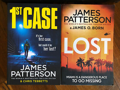 AU19.95 • Buy James Patterson ~ Lost