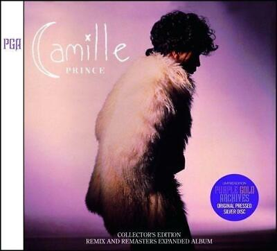 Prince Camille Collector's Edition Remix And Remasters Expanded Album 2 CD • 42.06£