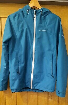 Craghoppers Aquadry, Waterproof, Windproof, Breathable Jacket Size 8 • 3.50£