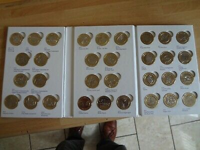 £2 Pound Collector Album + Set Of 37 £2 Pound Coins. • 179.99£