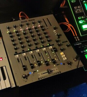 Allen & Heath Xone:62 (Used - Good Working Condition) • 210£
