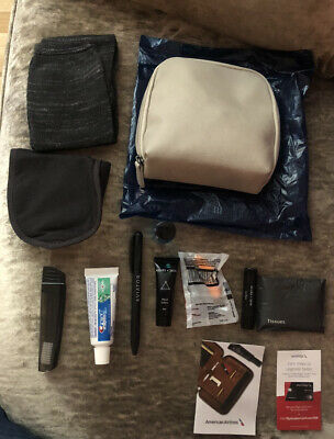 £5 • Buy American Airlines Limited Edition Amenity Kit  This Is Ground  Cream New