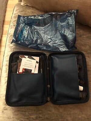 American Airlines Limited Edition Amenity Kit  This Is Ground  Blue New • 5£