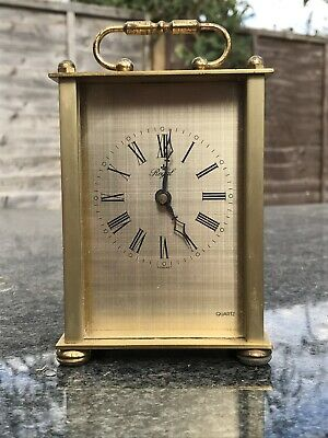 Quartz Carriage Clock • 6.75£