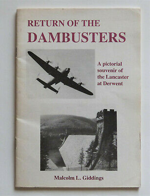 £5.40 • Buy Return Of The Dambusters:  A Pictorial Souvenir Of The Lancaster At Derwent.