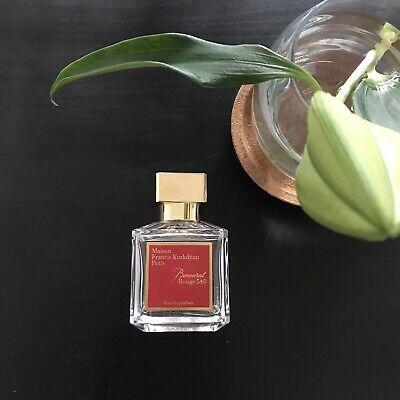 Maison Francis Kurkdjian Baccarat Rouge 540 70 Ml EDP 100% Authentic Pre-used • 99£