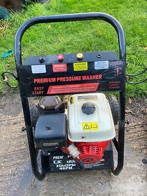 Heavy Duty 3000PSI Petrol Pressure/power/jet Washer : Spares Or Repair • 0.98£