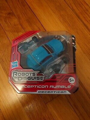 Transformers - Prime - Decepticon Rumble Deluxe Figure - Robots In Disguise  • 12£