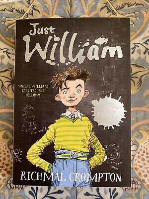 Just William: Just William 1 By Richmal Crompton (2015, Paperback) • 1.50£