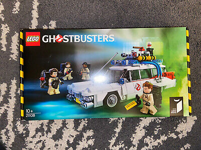 Lego Ideas 21108 Ghostbusters Ecto-1 - New - Factory Sealed - Mint Condition • 85£