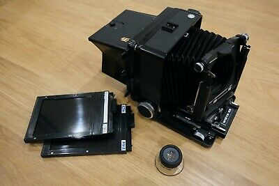 WISTA 45VX - 4x5 Large Format Camera (Excellent, Only Lightly Used Condition) • 825£