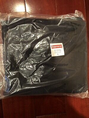 $ CDN243.32 • Buy Brand New Supreme FW20 Box Logo L/S Tee Navy Size Large In Hand Ships Now
