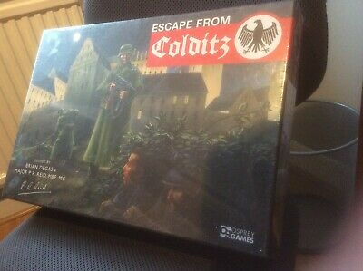 Escape From Colditz New Never Opened 75th Anniversary Edition • 47.95£