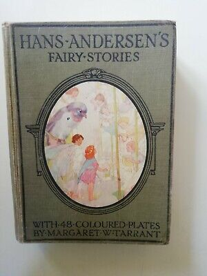 Hans-Andersen's Fairy Stories With 48 Coloured Plates By Margaret Tarrant • 15£