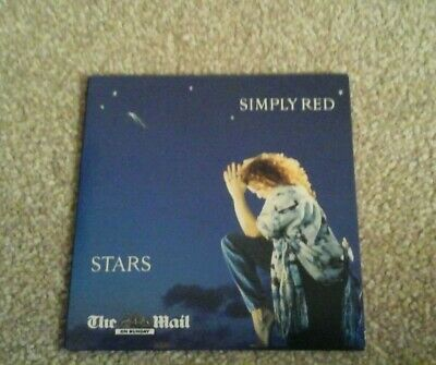 Simply Red - Stars Daily Mail Promo CDs • 0.99£