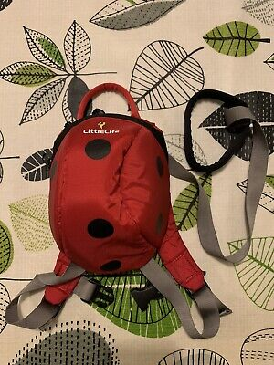 Ladybird Toddler Backpack With Rein • 3£