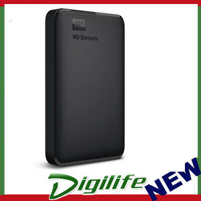 AU197 • Buy WD Elements 5TB USB 3.0 Portable External Hard Drive