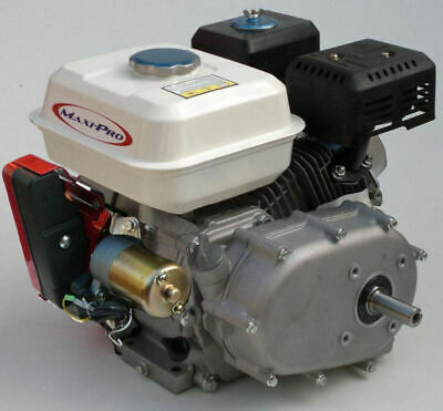 AU299 • Buy 6.5hp Electric Start Engine 2:1 Reduction, Wet Clutch, 19mm Output Shaft Go Kart