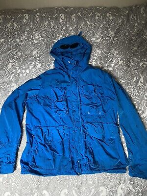 Cp Company Mille Miglia Goggle Jacket With Carry Case • 215£