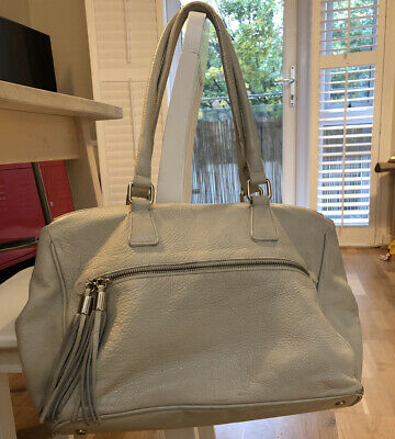 Hobbs Leather Cream Bag. Used • 20£