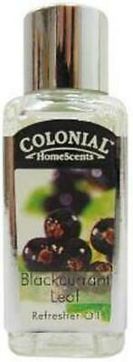 3 X Colonial By Colony Coffee Fragrance Refresher Oil  9ml Each • 7.35£