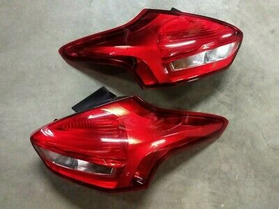 AU345 • Buy GENUINE Ford Focus LZ Mk3 ST RS LED Tail Lights *** PRICE DROP+FREE FREIGHT! ***