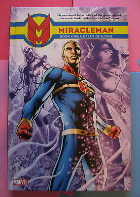 £12 • Buy Miracleman Book One: A Dream Of Flying By Mick Anglo, Alan Davis (Hardback,...