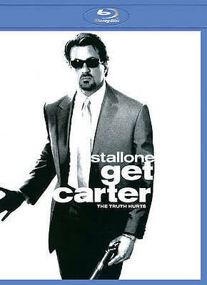Get Carter (Blu-ray Disc, 2014) NEW Factory Sealed, Free Shipping • 28.12£
