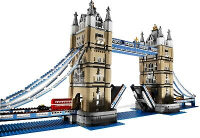 LEGO 10214 Tower Bridge - Retired - Brand New In Sealed Box • 250£