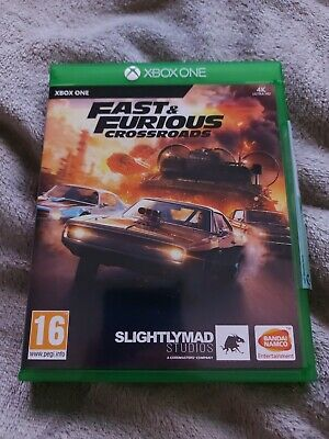 Xbox One Fast And Furious Crossroads Game • 35£