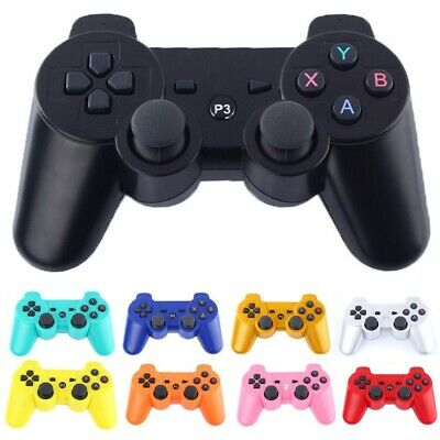 Wireless Game Gamepads Joystick Gamepad For Sony Playstation 3 PS3 Controller • 8.29£