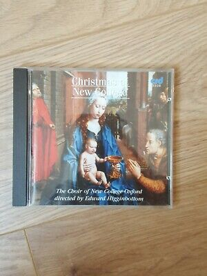 Christmas At New College Oxford CD • 3.75£