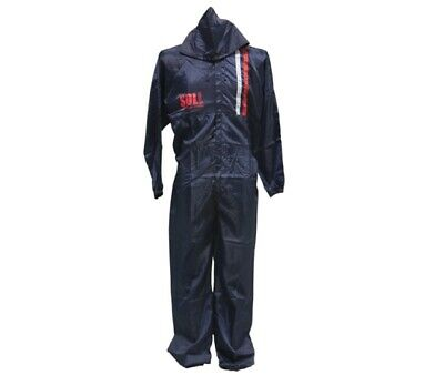 £19.49 • Buy SOLL OVERALL PROTECTIVE PAINT SUIT Different Sizes